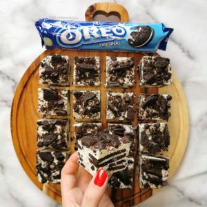 "Oreo Cookies & Cream ""Fudge"""