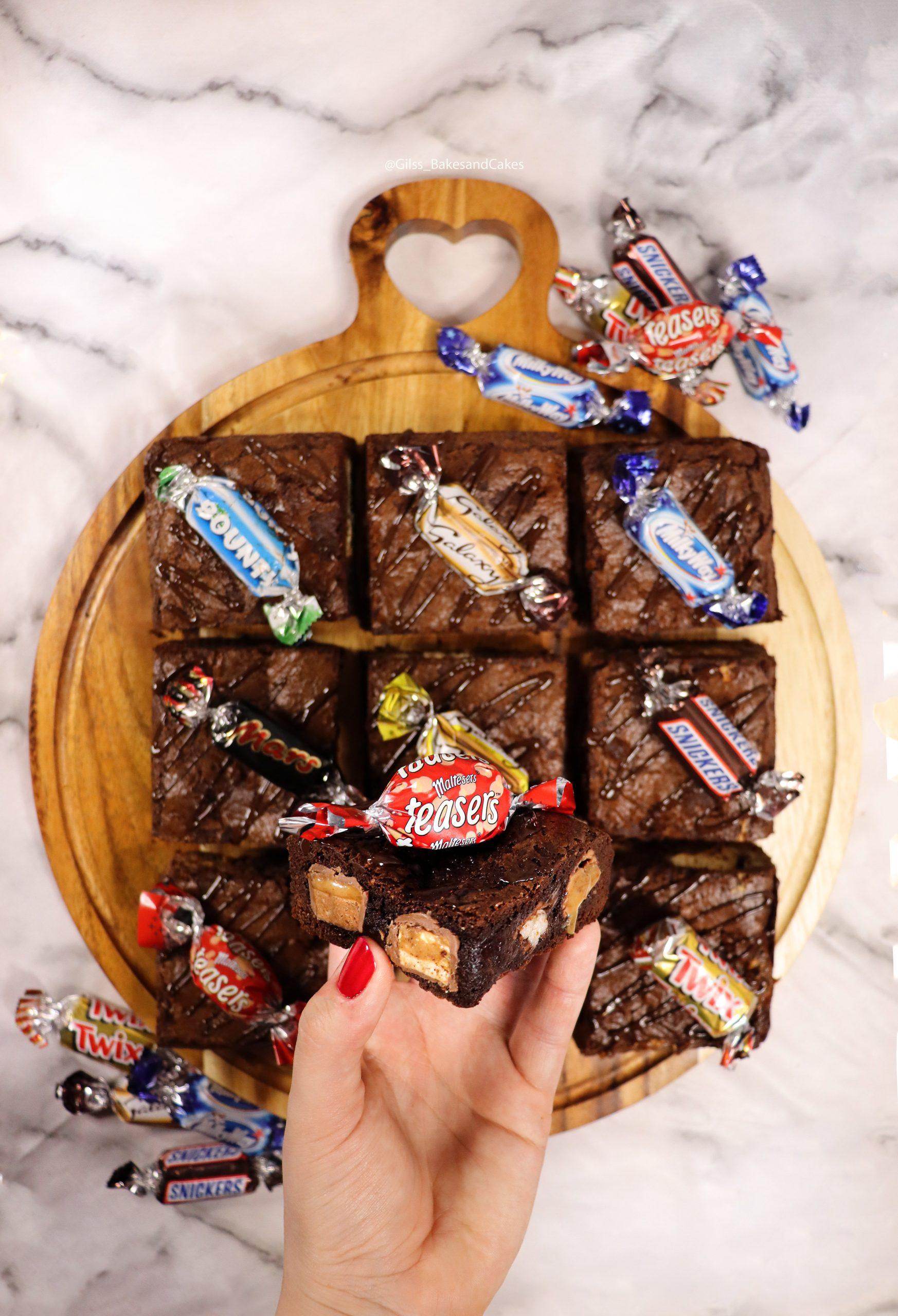 Celebrations Brownies