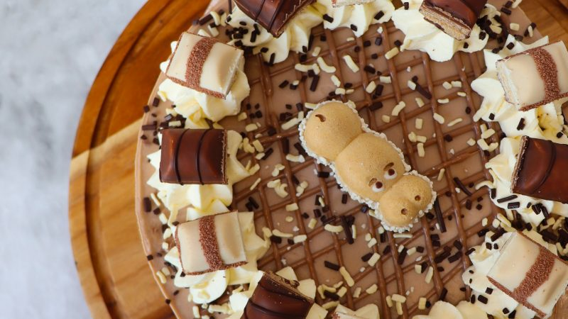 Kinder Cheesecake