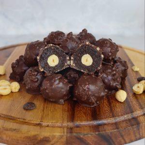 """""""Ferrero"""" Energy balls"""