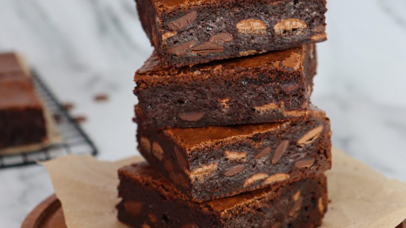 The ULTIMATE Brownie Recipe