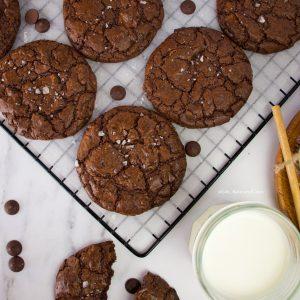 Brownie Cookies- BROOKIES!